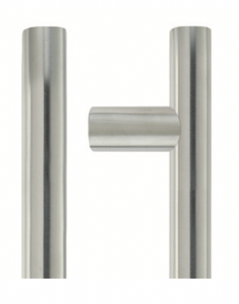 ZCS2G Zoo Hardware Guardsman Pull Handle SS201